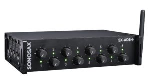 SX-AD8+ 8 mic/line preamplifier