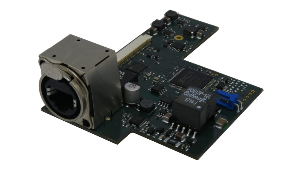 SX-AD8+ AVB option card